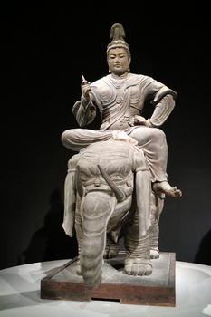 帝釈天騎象像Ⅱ.JPG