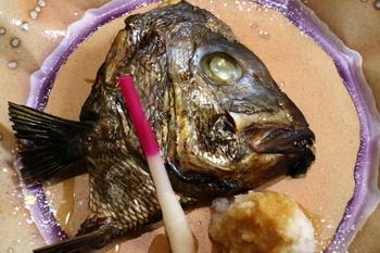 真鯛カブト焼き.JPG